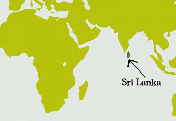 Unique blends Sri Lanka