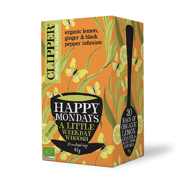 Happy Mondays Organic Infusion