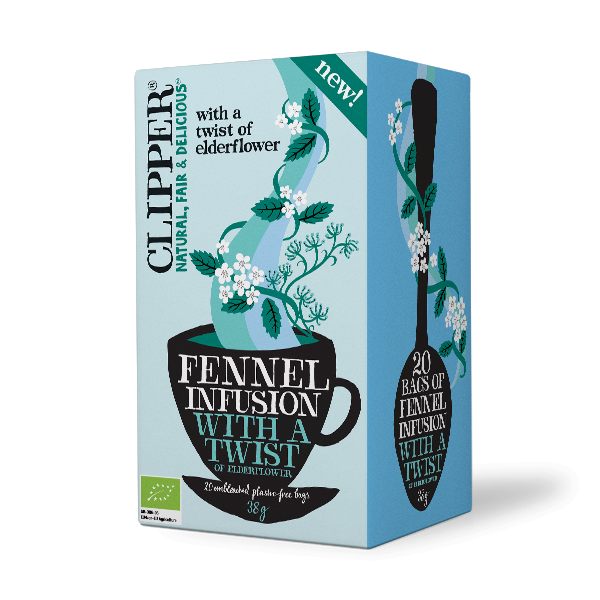 Fennel Twist Organic Infusion